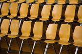 Las sillas de — Foto de Stock