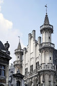 Old Brussels — Stock Photo