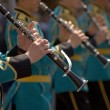 Постер, плакат: Kazakhstan military band
