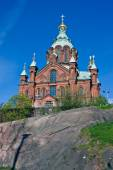 Uspensky cathedral — Stock Photo