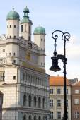 Viejo poznan — Foto de Stock