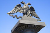 Two-headed eagle — Stock Photo