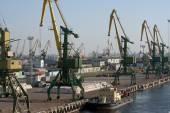 Zee handelshaven — Stockfoto