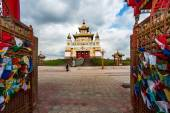 Golden Abode of Buddha Shakyamuni — Photo