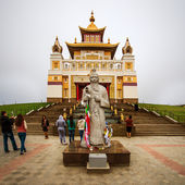Golden Abode of Buddha Shakyamuni — Stockfoto