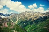 Beautiful summer landscape of Big Caucasus Mountains — Stock Photo