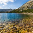 Summer in 5 lakes valley in High Tatra Mountains, Poland. — Stockfoto #53707709