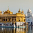 Sikh gurdwara Golden Temple (Harmandir Sahib). Amritsar, Punjab, India — Stock Photo #54288515