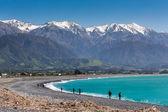 Kaikoura Beach, South Island, New Zealand  — Stock Photo