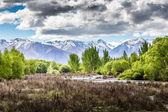 Ohau Valley View - New Zealand  — Stock Photo