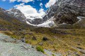 Fjordland National Park, Southern Alps, New Zealand  — Stock Photo
