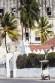 Zanzibar, Tanzania - Tropical Paradise — Stock Photo