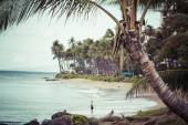Kaanapali beach, maui hawaii turistmål — Stockfoto
