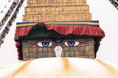 Boudhanath Stupa in the Kathmandu valley, Nepal — Stock Photo