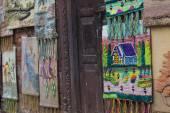 Shop of Thamel market in Kathmandu, Nepal  — Zdjęcie stockowe