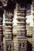 加德满都,尼泊尔加德满都的杜巴广场的庙宇. — 图库照片