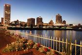 Milwaukee, wisconsin, usa — Foto Stock