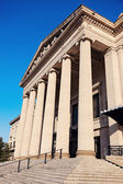 Manitoba Legislative Building in Winnipeg — Stock Photo