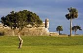Castillo de san marcos — Foto Stock