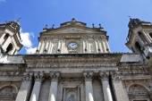 Katedralen i guatemala city — Stockfoto