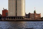 Rotterdam - old and new architecture — Stockfoto