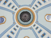 Dome of Manitoba Legislative Building in Winnipeg — Stock Photo