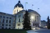 Saskatchewan Legislative Building — Stock Photo