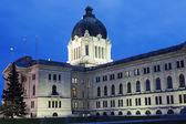 Saskatchewan Legislative Building in Regina — Stock Photo