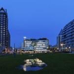Public Library in Rotterdam — Stock Photo #76363499