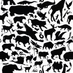 Animals — Stock Vector #77794098