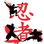 Постер, плакат: Ninjas