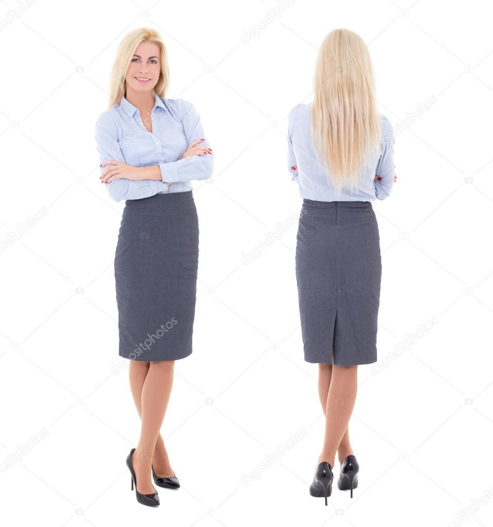 Фото женщин в юбках вид с зади 21 фотография
