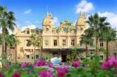 Grand Casino in Monte Carlo, Monaco — Stock Photo
