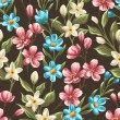 Floral seamless pattern — Stock Vector #67393481