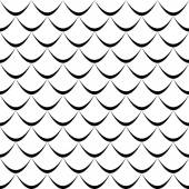 Seamless Wave Pattern — Stock Vector