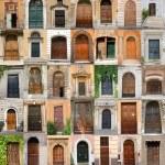 Постер, плакат: Doors in Rome