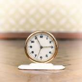 Retro clock — Stock Photo
