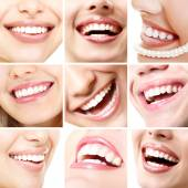 Perfect smiles. — Stock Photo
