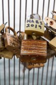 Pont des Arts - 04 — Stock Photo