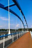 Blue Bridge - 03 — 图库照片