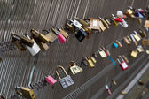 Pont des Arts - 01 — Stock Photo