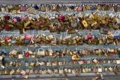 Pont des Arts - 05 — Stock Photo