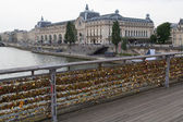 Pont des Arts - 06 — Stock Photo