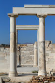Demeter Naxos — Stock Photo