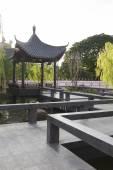 Chinese style pavilion — Stockfoto