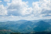 Mountains and forests — Stock Photo