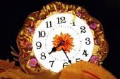 The Flower Clock — Stock Photo