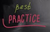 Beste praktijken — Stockfoto