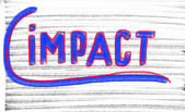 Notion d'impact — Photo