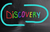 Discovery concept — Stock Photo